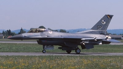 Photo ID 158424 by Chris Hauser. USA Air Force General Dynamics F 16C Fighting Falcon, 91 0352