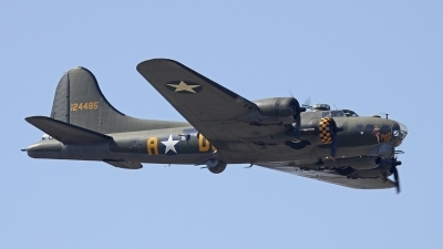 Photo ID 158258 by Andreas Weber. Private B 17 Preservation Ltd Boeing B 17G Flying Fortress 299P, G BEDF