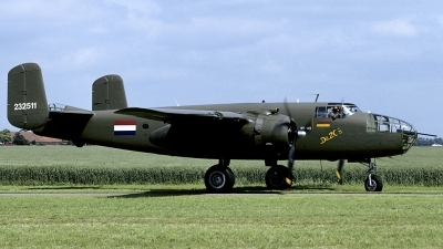Photo ID 158280 by Marinus Dirk Tabak. Private Duke of Brabant Air Force North American B 25N Mitchell, N320SQ