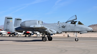 Photo ID 158303 by Jonathan Navarro. USA Air Force Fairchild A 10C Thunderbolt II, 79 0171