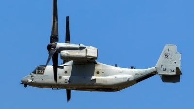Photo ID 158429 by Hector Rivera - Puerto Rico Spotter. USA Marines Bell Boeing MV 22B Osprey, 168235