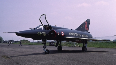 Photo ID 19691 by Lieuwe Hofstra. France Air Force Dassault Mirage IIIRD, 358