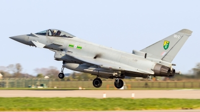 Photo ID 158446 by Craig Wise. UK Air Force Eurofighter Typhoon FGR4, ZJ911