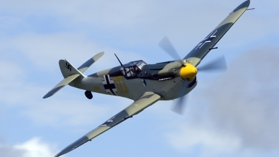Photo ID 158545 by Joop de Groot. Private Historic Flying Ltd Hispano HA 1112 M1L Buchon, G BWUE