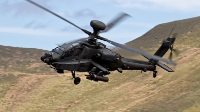 Photo ID 158712 by Niels Roman / VORTEX-images. UK Army Westland Apache AH1 WAH 64D, ZJ200