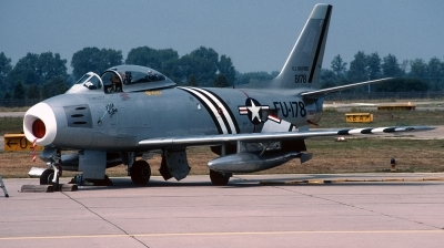 Photo ID 158697 by Alex Staruszkiewicz. Private Private North American F 86A Sabre, G SABR