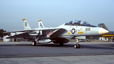 Photo ID 158720 by Carl Brent. USA Navy Grumman F 14A Tomcat, 161440