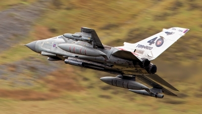 Photo ID 158743 by Ron Kellenaers. UK Air Force Panavia Tornado GR4, ZD788