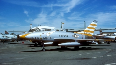 Photo ID 158812 by Rainer Mueller. USA Air Force North American F 100D Super Sabre, 56 3288