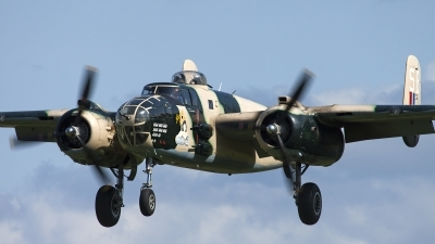 Photo ID 158803 by Thomas Ziegler - Aviation-Media. Private SDPA North American B 25J Mitchell, F AZZU