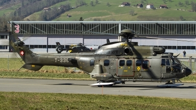 Photo ID 158765 by Thomas Ziegler - Aviation-Media. Switzerland Air Force Aerospatiale AS 532UL Cougar, T 336
