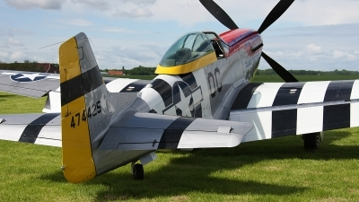 Photo ID 158934 by Jan Eenling. Private Private North American P 51D Mustang, PH PSI