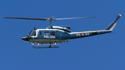 Photo ID 158951 by Thomas Ziegler - Aviation-Media. Italy Polizia Agusta AB 212, MM81652