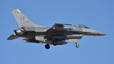 Photo ID 158979 by Lieuwe Hofstra. USA Air Force General Dynamics F 16C Fighting Falcon, 90 0770