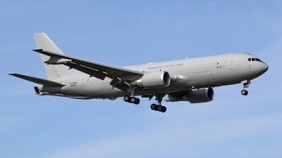 Photo ID 159057 by Mario Boeren. Italy Air Force Boeing KC 767A 767 2EY ER, MM62226