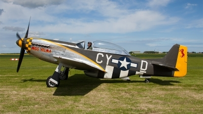 Photo ID 159089 by Jan Eenling. Private The Fighter Collection North American TF 51D Mustang, N251RJ