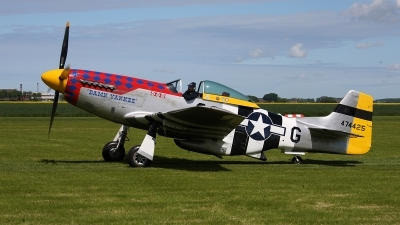 Photo ID 159090 by Jan Eenling. Private Private North American P 51D Mustang, PH PSI