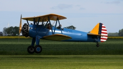 Photo ID 159167 by Jan Eenling. Private Private Boeing PT 17 Kaydet A75N1, N545WP