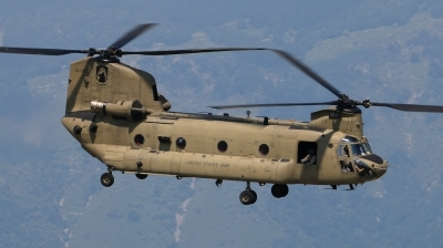 Photo ID 159247 by Giampaolo Tonello. USA Army Boeing Vertol CH 47F Chinook, 04 08713