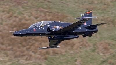 Photo ID 159334 by Niels Roman / VORTEX-images. UK Air Force BAE Systems Hawk T 2, ZK026