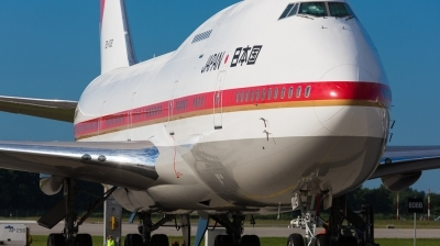 Photo ID 159313 by Andreas Zeitler - Flying-Wings. Japan Air Force Boeing 747 47C, 20 1102