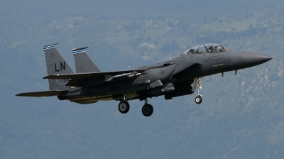 Photo ID 159388 by Giampaolo Tonello. USA Air Force McDonnell Douglas F 15E Strike Eagle, 91 0312
