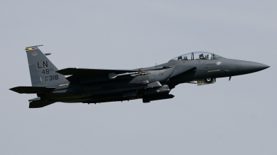 Photo ID 159384 by Giampaolo Tonello. USA Air Force McDonnell Douglas F 15E Strike Eagle, 91 0318