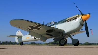 Photo ID 159395 by Radim Koblizka. Private Private Hispano HA 1112 M1L Buchon, G AWHK