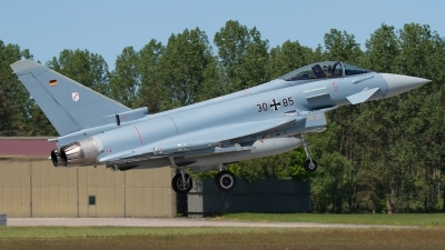 Photo ID 159369 by Rainer Mueller. Germany Air Force Eurofighter EF 2000 Typhoon S, 30 85