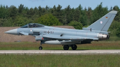 Photo ID 159368 by Rainer Mueller. Germany Air Force Eurofighter EF 2000 Typhoon S, 30 53