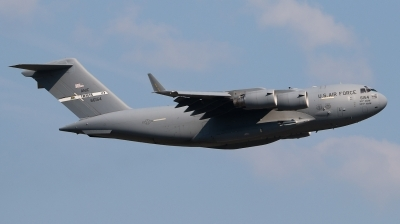 Photo ID 159408 by Giampaolo Tonello. USA Air Force Boeing C 17A Globemaster III, 06 6154