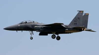 Photo ID 159527 by Giampaolo Tonello. USA Air Force McDonnell Douglas F 15E Strike Eagle, 91 0318
