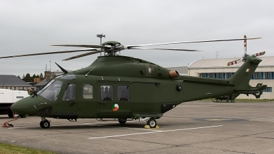 Photo ID 159533 by Jan Eenling. Ireland Air Force Agusta AB 139 AW 139, 276