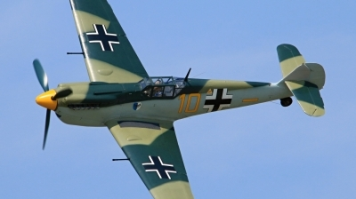 Photo ID 159460 by Radim Koblizka. Private Private Hispano HA 1112 M1L Buchon, G AWHK