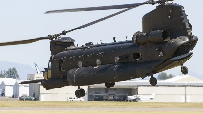 Photo ID 159508 by Aaron C. Rhodes. USA Army Boeing Vertol MH 47G Chinook, 05 03758
