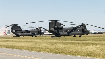 Photo ID 159510 by Aaron C. Rhodes. USA Army Boeing Vertol MH 47G Chinook, 05 03758