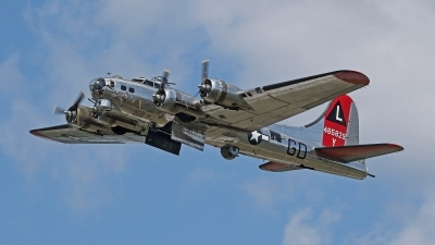 Photo ID 159494 by David F. Brown. Private Yankee Air Force Boeing B 17G Flying Fortress 299P, N3193G