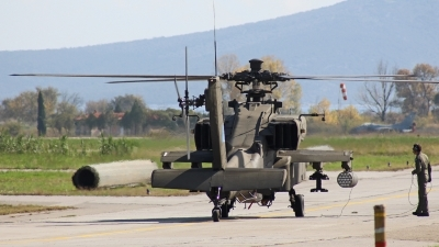 Photo ID 159579 by Kampitoglou Dimitrios. Greece Army Boeing AH 64DHA Apache Longbow, ES1025