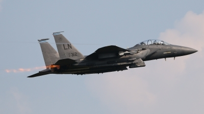 Photo ID 159653 by Giampaolo Tonello. USA Air Force McDonnell Douglas F 15E Strike Eagle, 91 0312