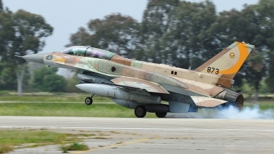 Photo ID 159649 by Stamatis Alipasalis. Israel Air Force Lockheed Martin F 16I Sufa, 873