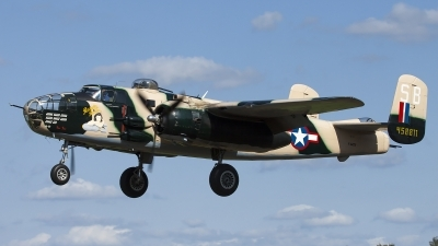 Photo ID 159651 by Thomas Ziegler - Aviation-Media. Private SDPA North American B 25J Mitchell, F AZZU