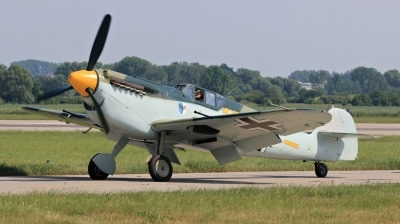 Photo ID 159600 by Milos Ruza. Private Private Hispano HA 1112 M1L Buchon, G AWHK