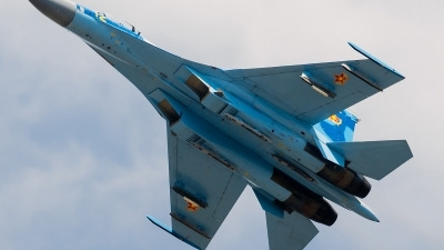 Photo ID 159625 by Alex van Noye. Kazakhstan Air Force Sukhoi Su 27M2,