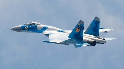 Photo ID 159708 by Alex van Noye. Kazakhstan Air Force Sukhoi Su 27M2,