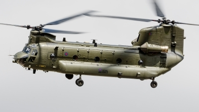 Photo ID 159632 by Alex van Noye. UK Air Force Boeing Vertol Chinook HC2, ZA714