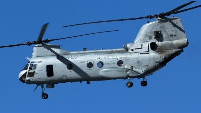 Photo ID 159769 by Thomas Ziegler - Aviation-Media. USA Marines Boeing Vertol CH 46E Sea Knight 107 II, 155310