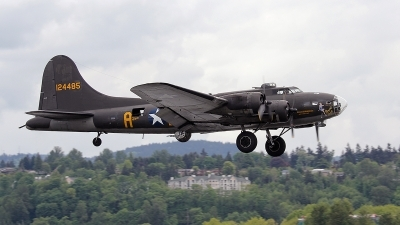 Photo ID 159784 by Aaron C. Rhodes. Private Liberty Foundation Boeing B 17G Flying Fortress 299P, N3703G