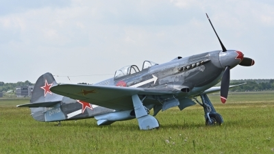 Photo ID 159876 by Paolo Grasso. Private Private Yakovlev Yak 3U, D FYGJ