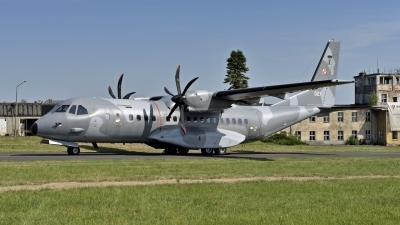 Photo ID 159874 by Paolo Grasso. Poland Air Force CASA C 295M, 027