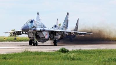 Photo ID 159856 by Sergey Chaikovsky. Russia Air Force Mikoyan Gurevich MiG 29SMT 9 19, RF 92926